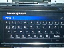 Pioneer: Deblocare parola securitate sisteme de navigatie