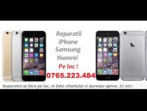 Service Gsm sector 3 Titan Reparatii iPhone Samsung Huawei