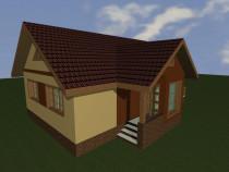 Producem si montam case prefabricate