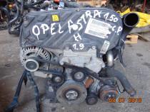 Motor Opel 1.9cdti Z19 DTH 8 valve 16 valve Vectra C Astra H