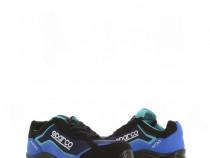 Pantofi protectie S3,SPARCO,Nitro,ultra-usori,albastru