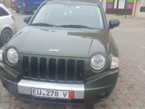 Jeep compass limited 2.0crd 140cp, 4x4 178.000 km