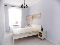 Apartament de 80 mp decomandat 3 camere mobilat partial