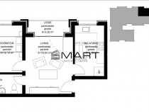 Apartament 2 camere parter cu gradina zona Calea Cisnadiei