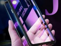 Samsung j6 j6 plus 2018 - husa magnetica spate din sticla