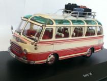 Macheta Setra S6 1951 autobuz - Schuco 1/43