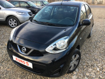 Nissan Micra 2014-EURO5-Posibilitate RATE-