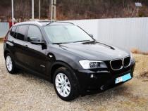 BMW X3 - 2014 - 2.0d - 185 cp - Unic proprietar - Impecabil