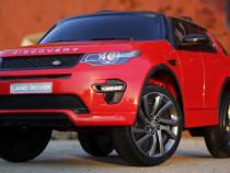 Land Rover Discovery Premium cu Touchscreen Mp4, ROTI EVA