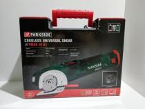 Multi Cutter Parkside PMSA 12 A1 pe acumulator 12 V