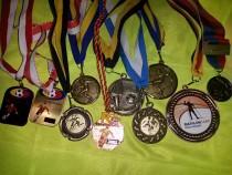 10 medalii tema sportiva