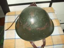 Cască metalică Armata Romănă 1976