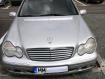 Mercedes Benz C200 Kompresor
