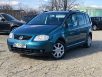 VW Touran 2005, 2.0 diesel, posibilitate RATE