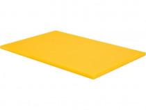 Tocator plastic galben,450X300X13mm Yato-02172