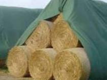 Prelata baloti,furaje,recolte,lemne