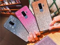 Huse degrade cu sclipici Samsung S9 / S9 Plus / S8 / S8 Plus