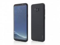 Husa Telefon Plastic Samsung Galaxy S8 Plus g955 Black Ultra