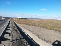 Teren constructii industriale, centura Suceava 11600mp
