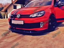 Prelungire splitter bara fata VW Golf 6 GTI 35TH 08-12 v2
