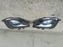 Proiectoare Opel Astra J fond negru