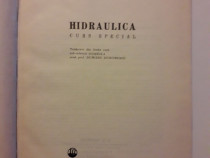 Hidraulica, curs special - M.D. Certousov / R4P4F