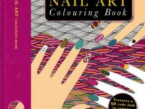 The Nail Art Coloring Book