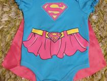 Body Supergirl, 6-9 luni (merge 9-12 luni