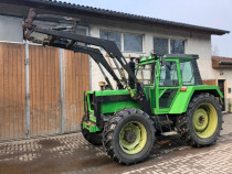 Incarcator frontal tractor hurliman