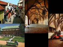 Praga : harta + ilustrate