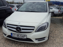 Mercedes B Klasse 2013 full