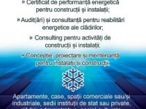 Certificate de performanta energetica