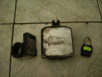 Calculator motor (incomplet) Opel Astra G 1.4i; 0 9355 909