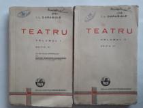 Teatru 2 vol. - I. L. Caragiale 1937 / R5P2F