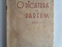O picatura de parfum - Tudor Mainescu (autograf) / R5P2F