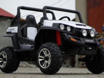 UTV electric pentru 2 copii Golf-Kart 4x45W 24V cu Bluetooth