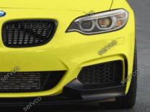 Prelungire splitter bara fata BMW Seria 2 F22 F23 2014- v1