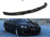 Prelungire splitter bara fata BMW Seria 3 E90 E91 FL v1