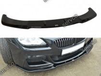 Prelungire splitter bara fata BMW Seria 6 F06 Gran Coupe v1