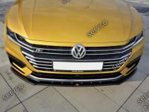 Prelungire splitter bara fata Volkswagen Arteon 2017- v3