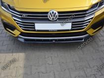 Prelungire splitter bara fata Volkswagen Arteon 2017- v2