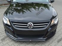Prelungire splitter bara fata Volkswagen Passat CC 08-12 v4