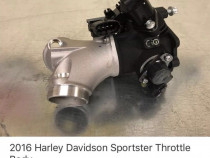 Corp acceleratie harley sportster injectie 1200