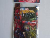 Set rechizite Spider-man