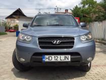 Hyundai Santa Fe 2007, 2.2 CRDI 4x4, Inmatriculata, Full Opt