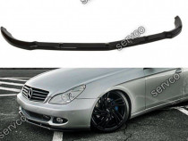 Prelungire splitter bara fata Mercedes CLS C219 04-08 v1