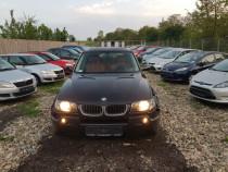 Bmw x3 110.000 km reali!!! an 2006 4x4 euro 4/ 150 cp