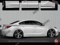 Praguri Opel Insignia XR 2008-2013 v1