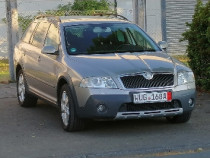 Skoda Octavia scout 4x4