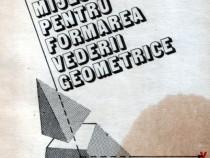 Mijloace pentru formarea vederii geometrice